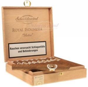 SCHNEIDERWIND Royal Indonesia Medios