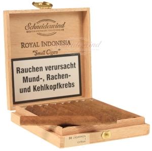 SCHNEIDERWIND Royal Indonesia Small Cigars