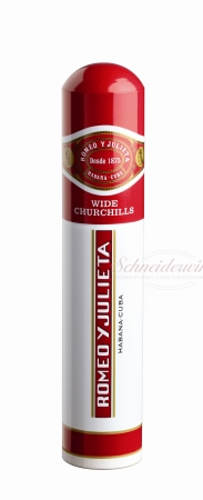 ROMEO Y JULIETA Wide Churchills im Tubos
