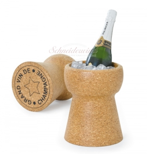 XL-CORK VIP Champagner Kühler