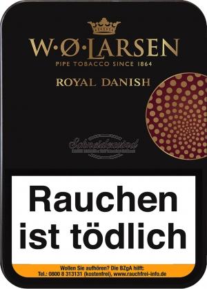 W.Ø. Larsen Royal Danish