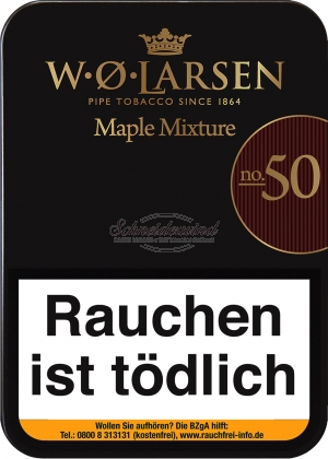 W.Ø. Larsen Maple Mixture No. 50