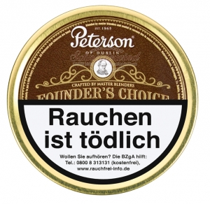 PETERSON Founder´s Choice