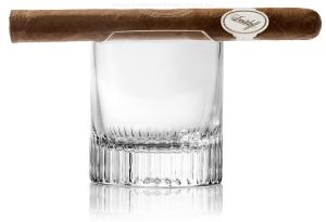 DAVIDOFF Whisky-Tumbler / Liquor Glass