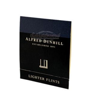 ALFRED DUNHILL Feuersteine blau/grau