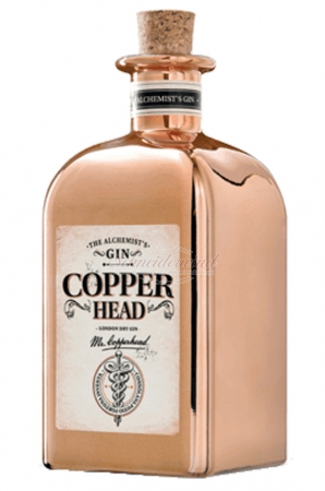 COPPERHEAD The Alchemists London Dry Gin
