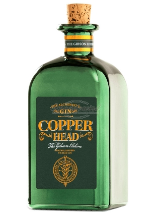 COPPERHEAD The Gibson Edition Gin
