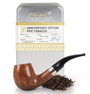 DAVIDOFF 50th Anniversary Edition Pipe Tobacco