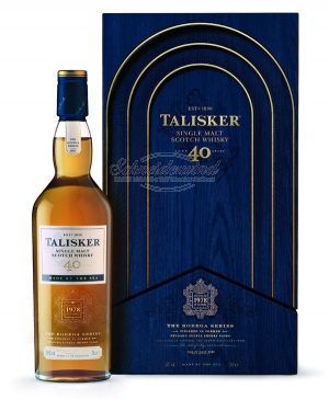 TALISKER 40 Years old Limited Edition