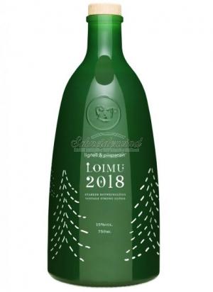 LIGNELL & PIISPANEN Loimu 2018 Rotweinglögg