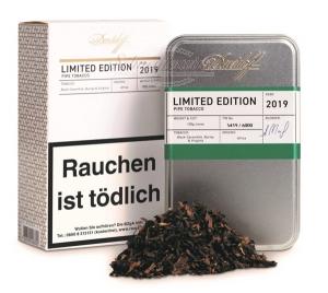DAVIDOFF Pipe Tobacco Limited Edition 2019