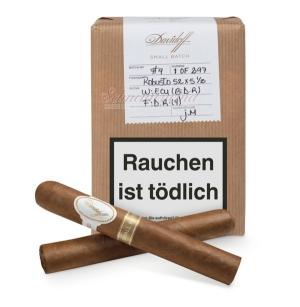 DAVIDOFF Small Batch #4 Robusto (Limited Edition)