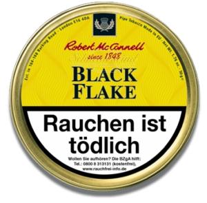 ROBERT MC CONNELL Black Flake (ähnlich Dunhill Dark Flake)