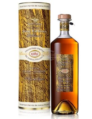 JEAN FILLIOUX Cognac Vintage 1989