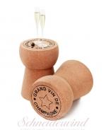 XL-CORK Champagner-Korken Tisch/Hocker