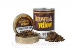 JOHN AYLESBURY Brown & Yellow