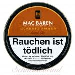 MAC BAREN Classic Amber