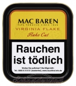 MAC BAREN Virginia Flake