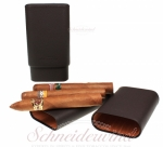SCHNEIDERWIND 3er Cigarren-Etui