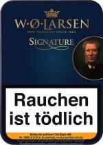 W.Ø. Larsen Signature
