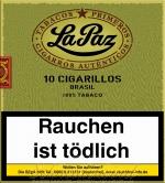 LA PAZ Cigarillos Brasil