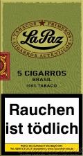 LA PAZ Cigarros Brasil