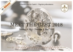 Freitag, 4. Mai - Dienstag 8. Mai 2018 MEET THE BEST 2018