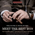 MEET THE BEST 2019 - Havannas, Spirituosen & Uhrmacherkunst