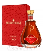 JEAN FILLIOUX Cognac Moulin Rouge XO Decanter
